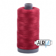 Aurifil 28 Cotton Thread - 1103 (Dark Red)